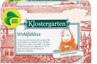 Bio Klostergarten infusion bien-être 30g