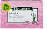 Bio Klostergarten Feuilles de sauge 24g
