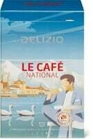 Delizio le café National 12 capsules 72g