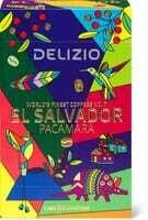 Delizio ltd El Salvador 12 cap. 72g