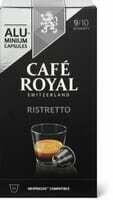 Café Royal ristretto 10 capsules 53g
