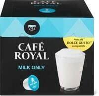 Café Royal Milk only 16 capsule 240g