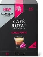 Café Royal lungo Forte 36 capsules 198g