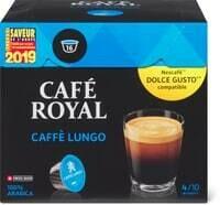 Café Royal Lungo 16 capsules 102g