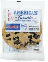 American Favorites Cookie 76g