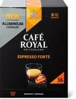 Café Royal espresso Forte 36 capsules 187g