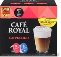 Café Royal Cappuccino 16 capsul 170g