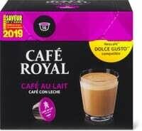Café Royal Café au lait 16 cap. 159g
