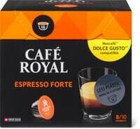 Café Royal espresso Forte 16 capsules 109g
