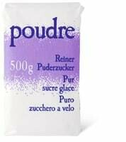 Pur sucre glace 500g