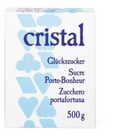 Cristal Sucre Porte-bonheur 500g