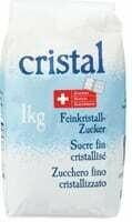 Cristal Sucre fin cristallisé 1kg