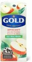 Gold TerraSuisse Jus de pomme filtré 330ml