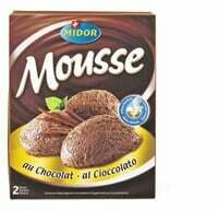 Mousse au chocolat 160g