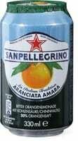 S.Pellegrino Aranciata amara 330ml