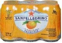 S.Pellegrino Aranciata 6 x 330ml
