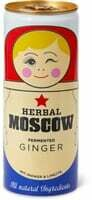 Herbal Moscow Ginger 250ml