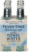Fever Tree Refreshingly tonic 4 x 200ml