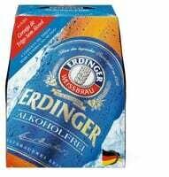 Erdinger Bière blanche, sans alcool 6 x 330ml