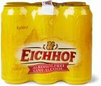 Eichhof sans alcool 6 x 50cl