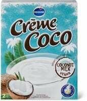 Crème coco 140g