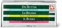 Le beurre 250g