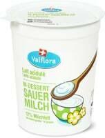 Valflora M-Dessert Lait fermenté 500g