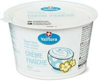 Valflora Crème Fraîche Nature 200g