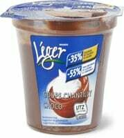 Léger Coupe Choco 125g