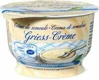 Crème de semoule classic 150g