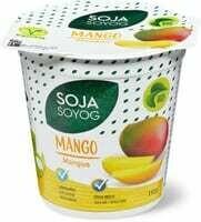 Bio Soja Soyog mangue aha! 150g