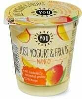 YOU Yogurt & Fruits Mangue 150g