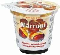 Yogourt marron 250g