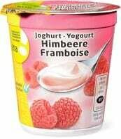 Yogourt framboise sans lactose aha! 150g