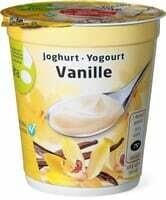 Yogourt exempt lactose Vanille aha! 150g