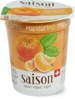 Yogourt de saison Mandarine 200g