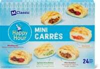 M-Classic Happy Hour Mini carrés 384g