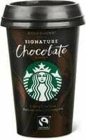 Starbucks Chocolate Max Havelaar 220ml