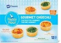 M-Classic Happy Hour Tartelettes gourmet 260g