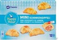 M-Classic Happy Hour Mini croiss. jambon 240g