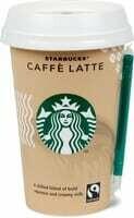 Starbucks Caffè Latte Max Havelaar 220ml