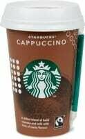Starbucks Cappuccino Max Havelaar 220ml