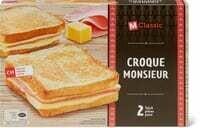M-Classic Croque monsieur 258g