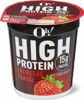 Oh! High Protein fraise 150g