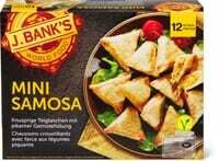 J. Bank's Mini samosa 276g