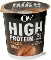 Oh! High Protein moca 150g