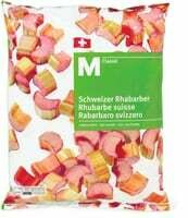 M-Classic Rhubarbe CH 600g