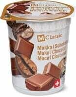 M-Classic Yogourt Moka/Chocolat 200g