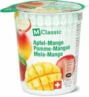M-Classic Yogourt Pomme/Mangue 200g