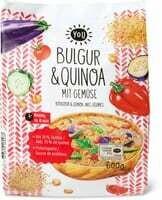 YOU boulgour &quinoa avec légumes 600g